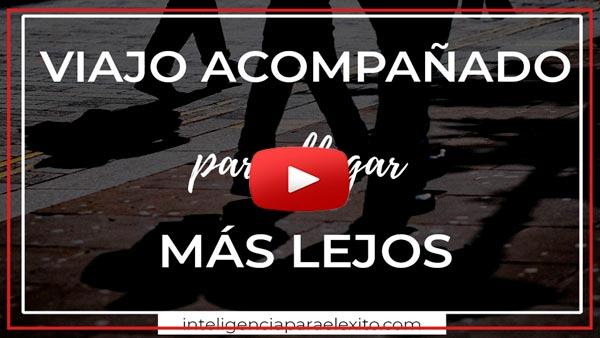 Viajar acompañado - Habilidades sociales y personales - Video